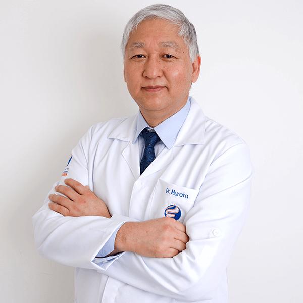 Doutor Jorge Yukiyoshi Murata em Joinville