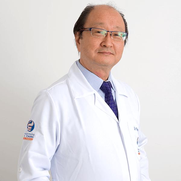 Doutor Jorge Massahiro Nakassa em joinville