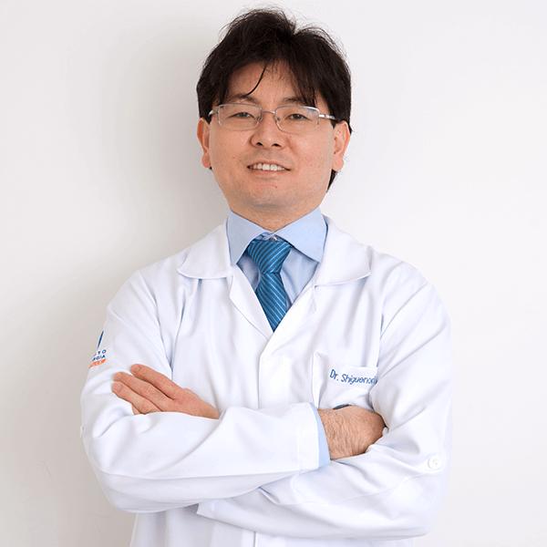 Doutor Shiguenori Iwamura em joinville